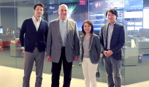 How an Overseas B to B Startup Successfully Collaborated with a Japanese IT Firm